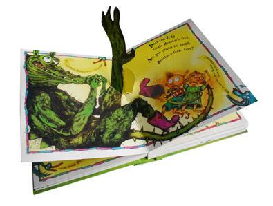 libros para ninos en 3d